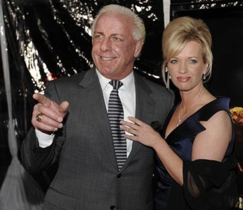 Ric Flair's Wife Jacqueline Beems-photo-pic